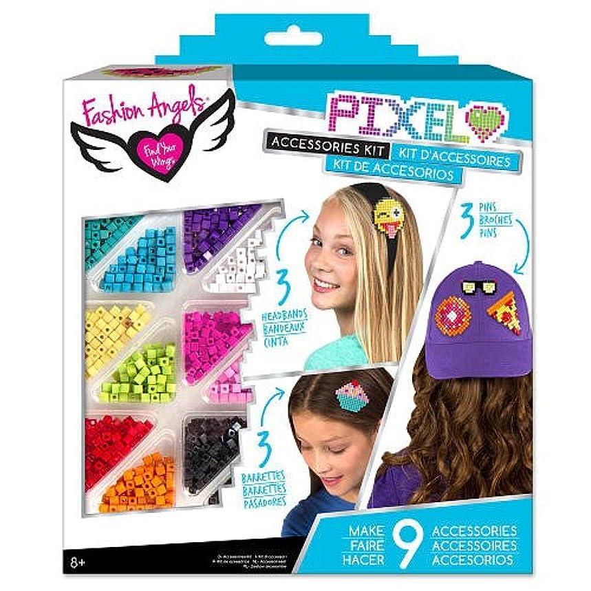 FA Pixel Headbands, Bows &Pins