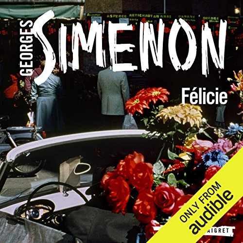 Félicie audiobook cover art
