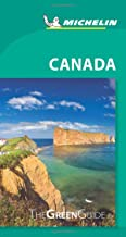 Canada - Michelin Green Guide: The Green Guide (Michelin Tourist Guides) [Idioma Inglés]