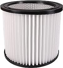 PATONA Filtro de cartucho compatible con Kärcher NT221, Rowenta RU03, Parkside PNTS 1250 1300 1400 1500 A1 B1 B2