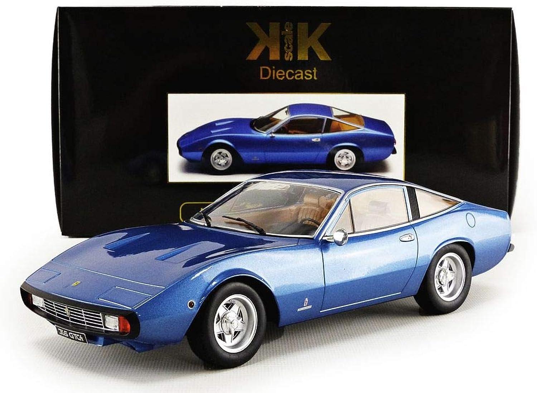 venta caliente Kk Scale Models 180282BL - Coche en en en Miniatura, Color Azul  buena reputación