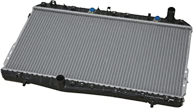 Radiator Assembly Plastic Tanks With Aluminum Core Direct Fit for Suzuki