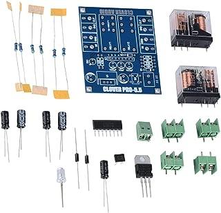 Pomya 12-24V Dual Relay 7812 + UPC1237 Speaker Protection Board Module,DIY Kit