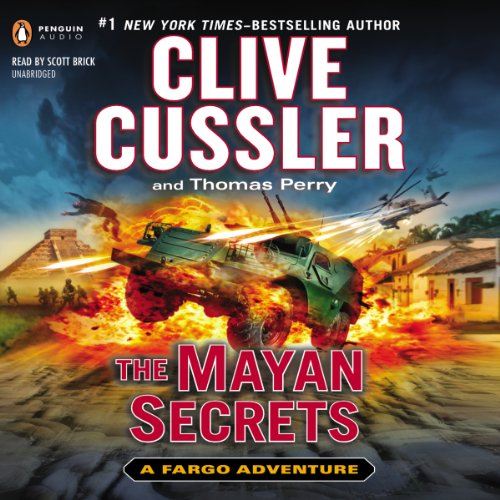 Couverture de The Mayan Secrets