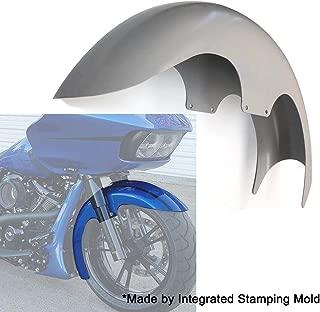 Black Motobiker 1pcs Front Fender Spacer Bracket for 07-13 Harley Electra Glide Street