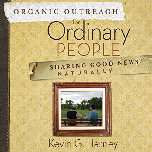Organic Outreach for Ordinary People audiobook cover art