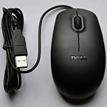 Dell Genuine MS111-P USB Optical Mouse 3 Button Wheel MICE 0X9DCG Original New