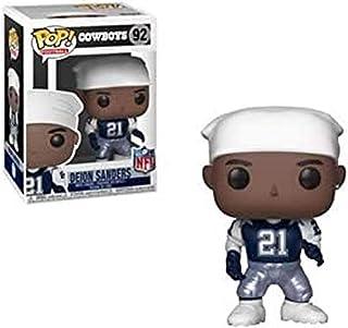 Deion Sanders 92 Pop Funko Cowboys Football NFL