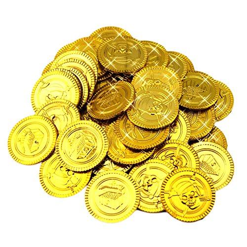Beetest Monedas de Oro,Monedas,Monedas de Oro 24 kilates,Monedas, de Oro Españolas Monedas Antiguas de Oro