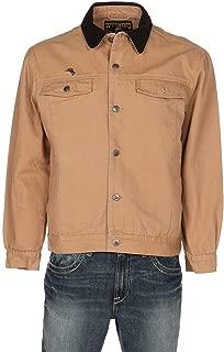 Mens Cotton Canvas Concealed Carry Chisum Jacket