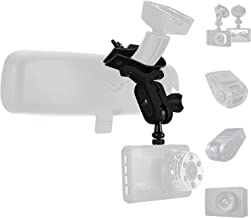 Dash Cam Mount Holder - Mirror Mount, Come with 15+ Different Joints, Suitable for AUKEY, APEMAN, Rexing V1P, YI 2.7