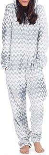 comprar comparacion Onsies Pijamas Pijama de un Pieza para Mujer con Motivos Geométricos