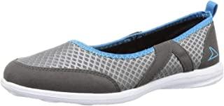 Power Women's Codex Grey Running Shoes-4 UK (37 EU) (5592063)