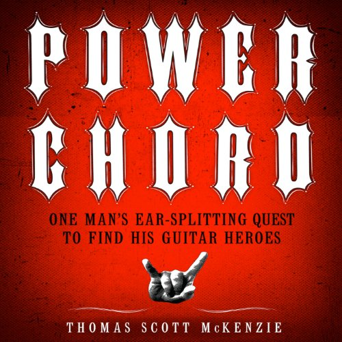 Power Chord audiobook cover art