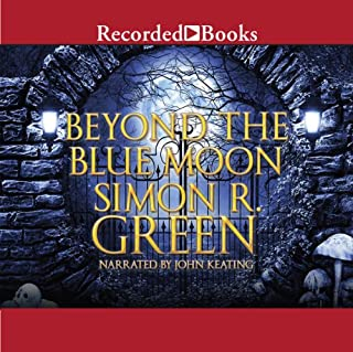 Beyond the Blue Moon audiobook cover art