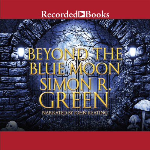 Couverture de Beyond the Blue Moon