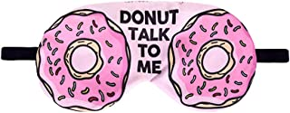 donut talk to me eye mask