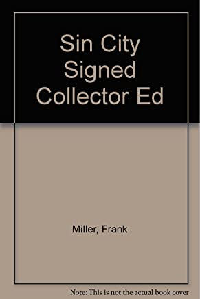 Sin City Signed Collector Ed