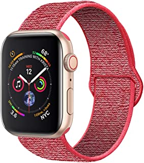 apple watch hibiscus sport loop