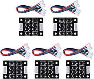 Onyehn TL-Smoother Addon Module for Pattern Elimination Motor Filter Clipping Filter 3D Printer Motor Drivers Controller(Pack of 5pcs)