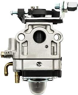 Carburador Desbrozadora, 11mm Generic Carburador Sustitución para 2 Tiempos Cortador Cepillo Motosierra, Compatible Para 2...