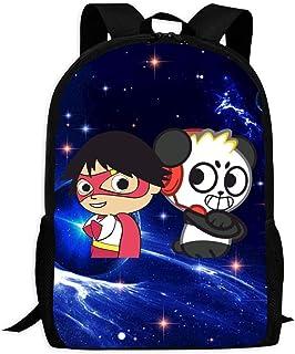 Ryan Toys-Review Kids Toddler Backpacks Lovely Bookbag Lightweight School Bags for Boys and Girls
