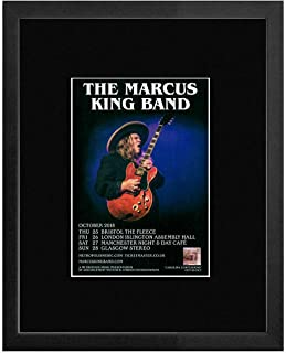 marcus king band poster