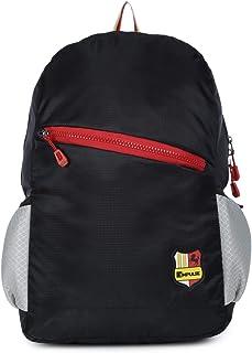 Impulse Waterproof Travelling Casual Backpack Series 30 litres Black Stark