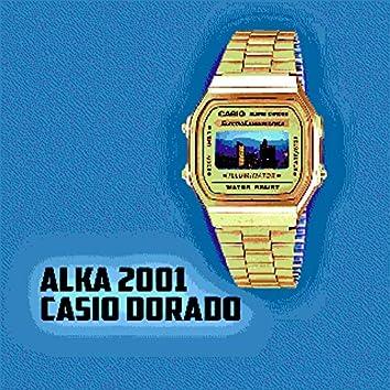 Casio Dorado