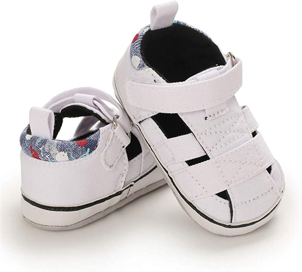 HsdsBebe Baby Sandals for Infant Girls Boys Summer Breathable Beach Slippers First Walks Crib Dress Shoes