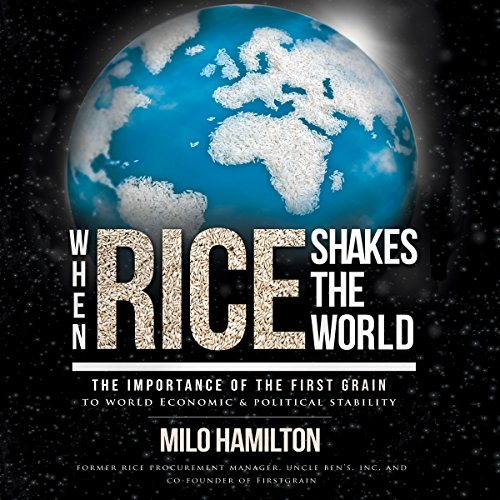 When Rice Shakes the World audiobook cover art