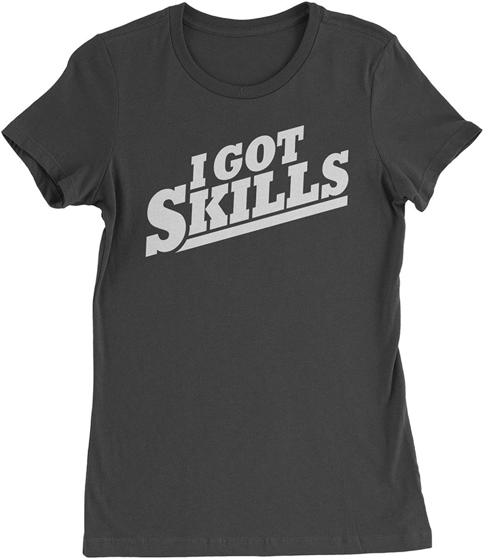 Blend 11 Women's I Got Skills Fitted TShirt