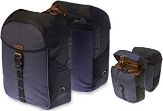 Basil Miles Double Bicycle Pannier Bag
