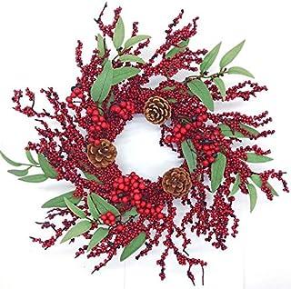 Enamorare Chrismas Wreath for Front Door Year Round
