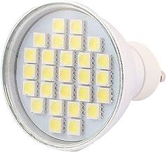 X-DREE 220V GU10 LED Light 4W 5050 SMD 27 LEDs Spotlight Down Lamp Bulb Energy Saving Pure White(Lampadina 220V GU10 LED 4...
