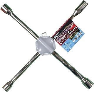 メルテック クロスレンチ ソケットサイズ:17/19/21/21(薄型ロングタイプ)mm Meltec F-66