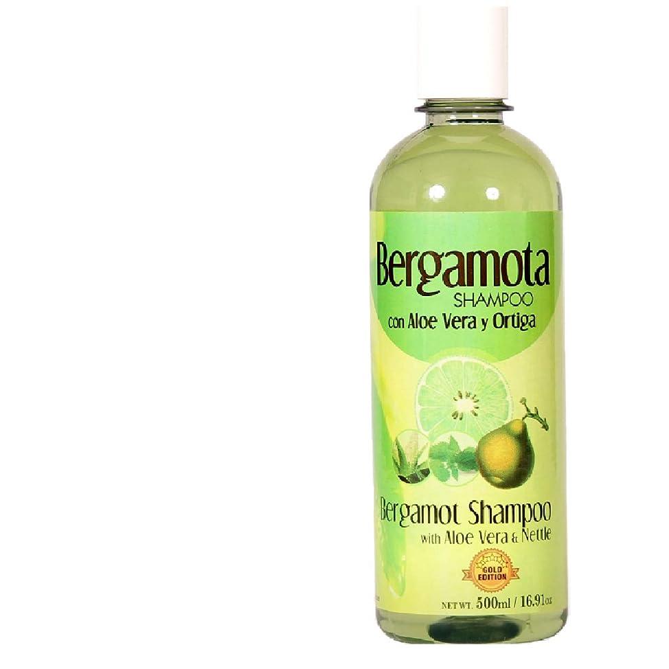 Bergamot Shampoo 500ml, Shampoo de Bergamota 500ml. Hair Regrowth Shampoo