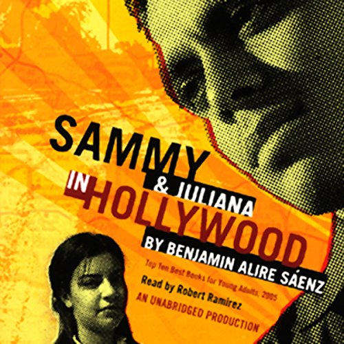 Sammy and Juliana in Hollywood audiobook cover art