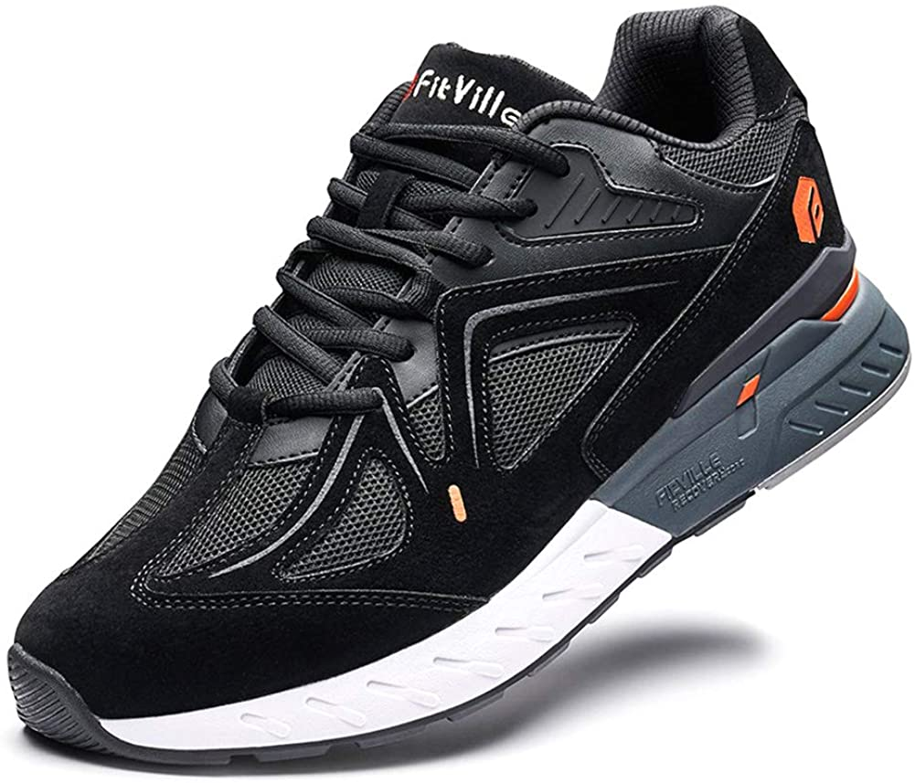 Lowest price challenge FitVille Extra Wide Walking Shoes Fixed price for sale Women Width Men and S
