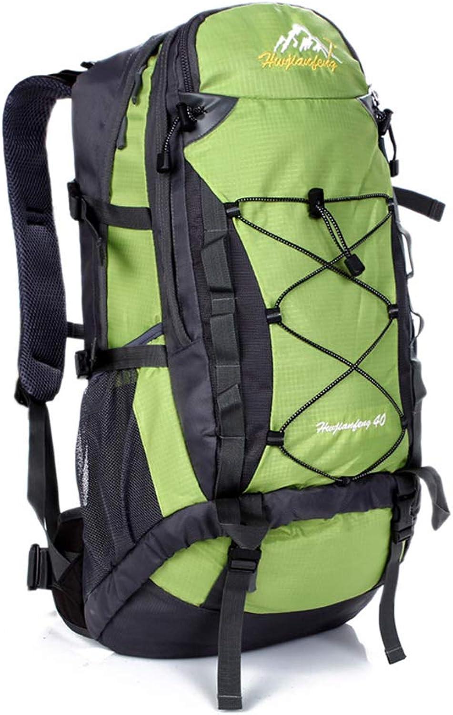 DYYTR Wandering-Rucksack, Cover for Men damen Outdoor Sport Waterproof Travel Rucksack Mountaineering Rucksack mit Trekking-Rucksack