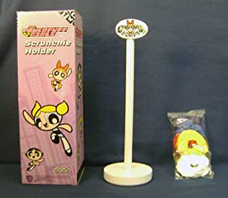 The Powerpuff Girls Wooden Scrunchie Holder