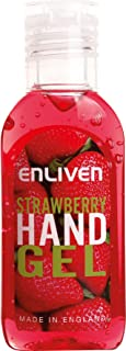 ENLIVEN Strawberry Hand Gel, 50 ml