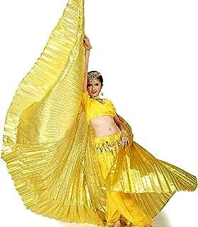 Alas de Isis para practicar danza del vientre egipcia, ideal para regalar, para Navidad, como disfraz, etc., de la marca Calcifer
