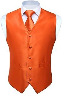 Amazon.es: Naranja - Trajes y blazers / Hombre: Ropa