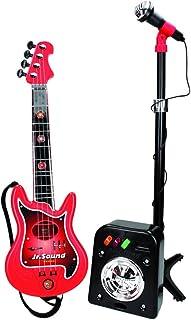 Reig 662208 - Guitarra -Micro-Bafle Electrónico Flash (surtido: modelos y colores