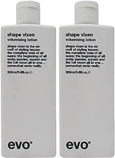 Pack of 2 : Bundle - 2 Items : Evo Shape Vixen Volumizing Lotion, 6.8 Oz (Pack of 2)
