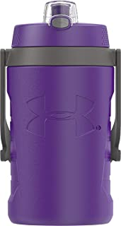 Under Armour Sideline 64 Ounce Water Jug, Purple