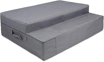 Milliard Case for Blue Tri-Fold Foam Folding Mattress and Sofa Bed for Guests