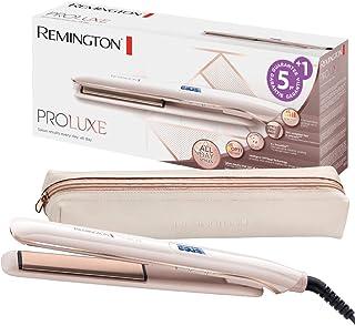 Remington Prostownica PROluxe, wyświetlacz LCD, 150-230°C, prostownica do włosów S9100