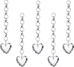 Best silver hanging heart Reviews